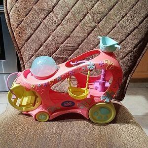 Littlest Pet Shop Vehicle Car Playset